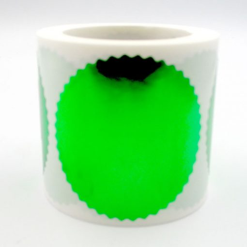 50mm Metallic Gloss Green