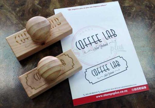 Coffee Lab Stamp
