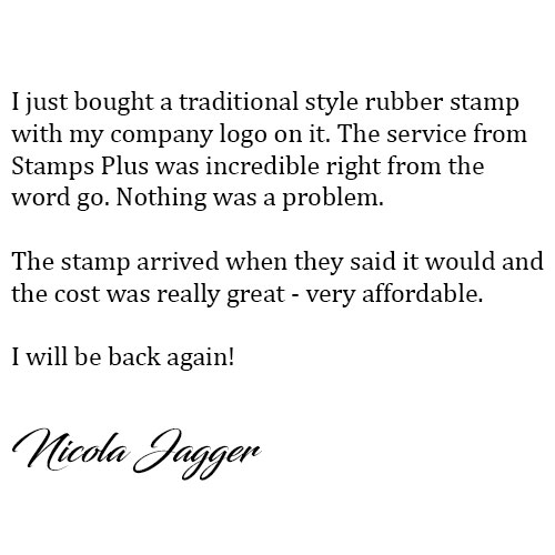 Traditional Stamp Review