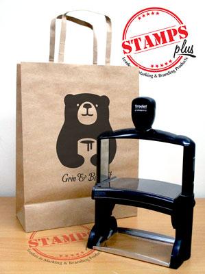 Paper Bag Stamp