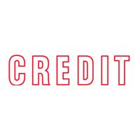 Credit Stamp