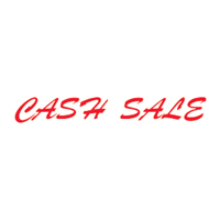 Cash Sale Stamp