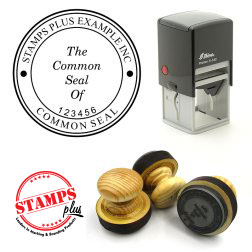 Common Seal Rubber Stamps For New Zealand Based Entities